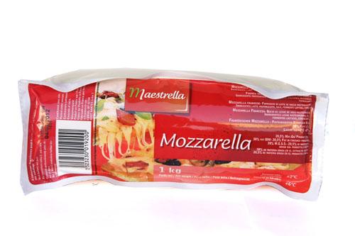 MOZZARELLA MAESTRELLA BARRA
